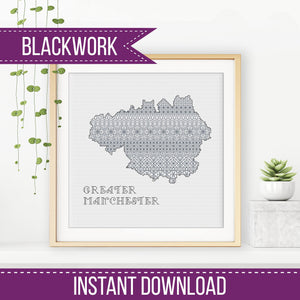 Greater Manchester Blackwork