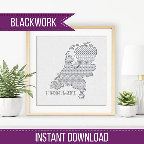 Netherlands Blackwork