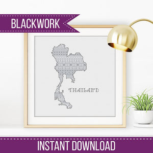 Thailand Blackwork