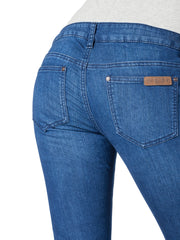mama.licious blue boot cut shelly jeans