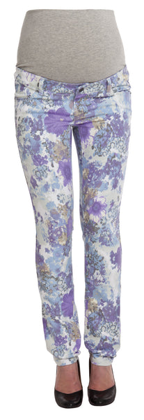 Flower Shelly Slim Jeggings