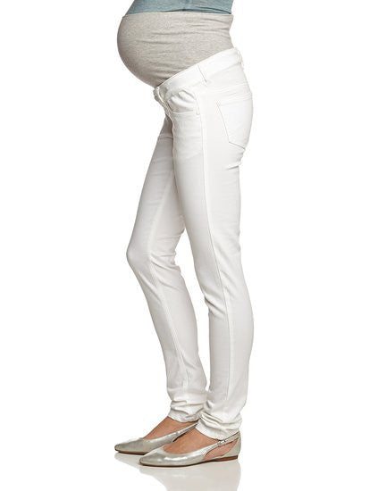 Jegging White