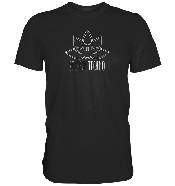 Johnny Edition - Soulful Techno Shirt- Premium Shirt