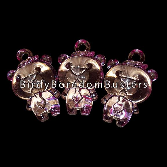 Large Bear Charms (5)