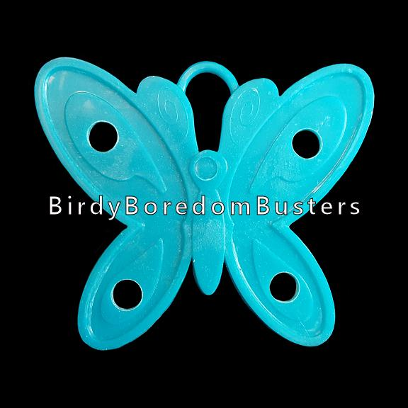 Plastic Butterfly Toy Base