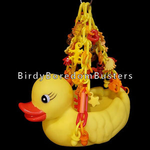 Rubber Ducky Swing