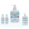 BYD hand sanitizer 500ml+236ml+50ml