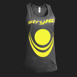 StryKO™ Women's Tank Top Logo Shirt (Yellow)