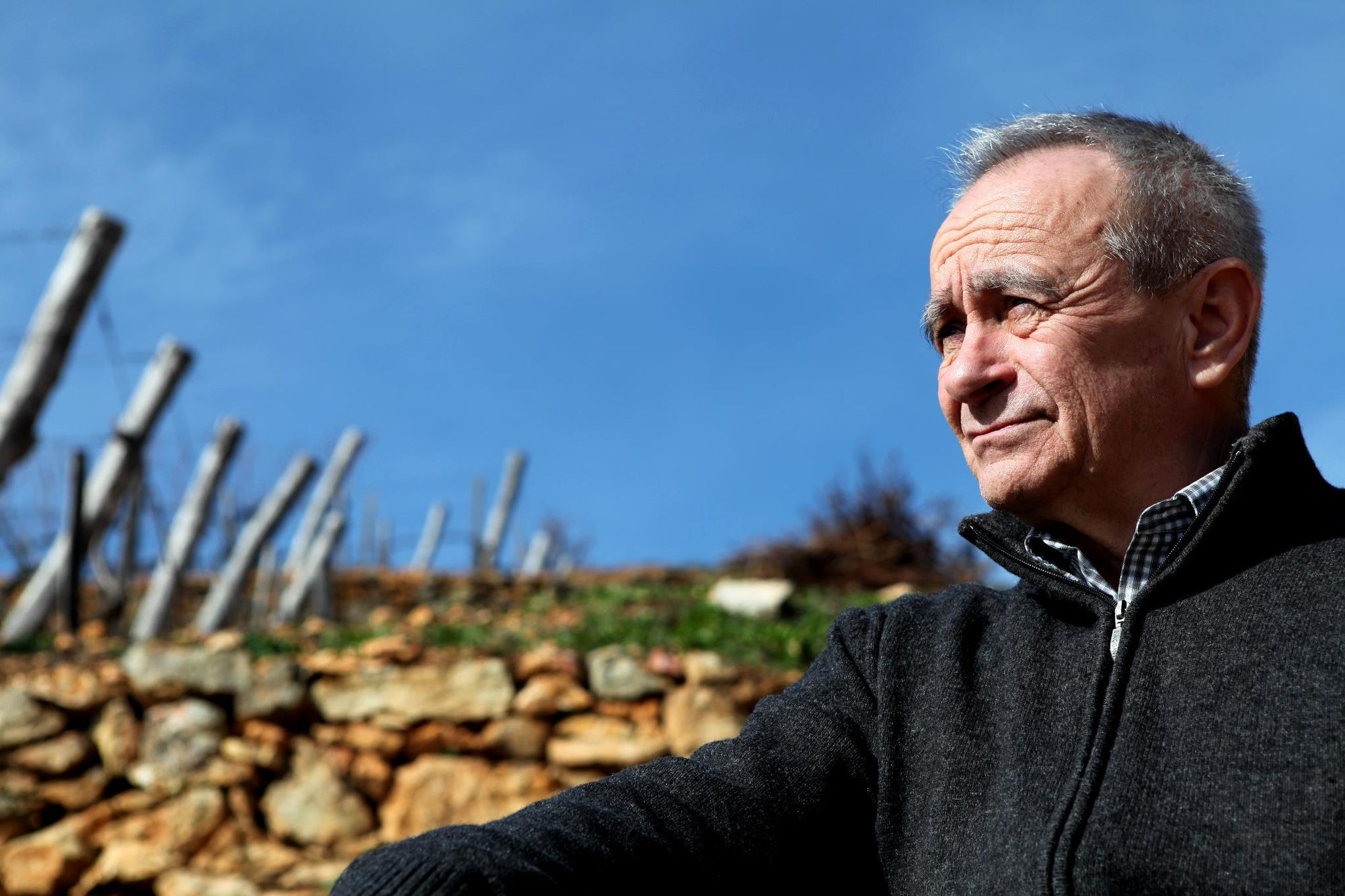With his own words: introducing the iconic Tokaji winemaker, Istvan Szepsy