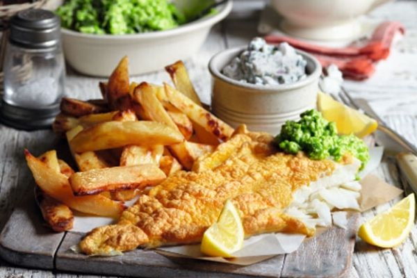 It's Friday night and you're off to the chip shop, but what are you going to drink with your battered cod?
