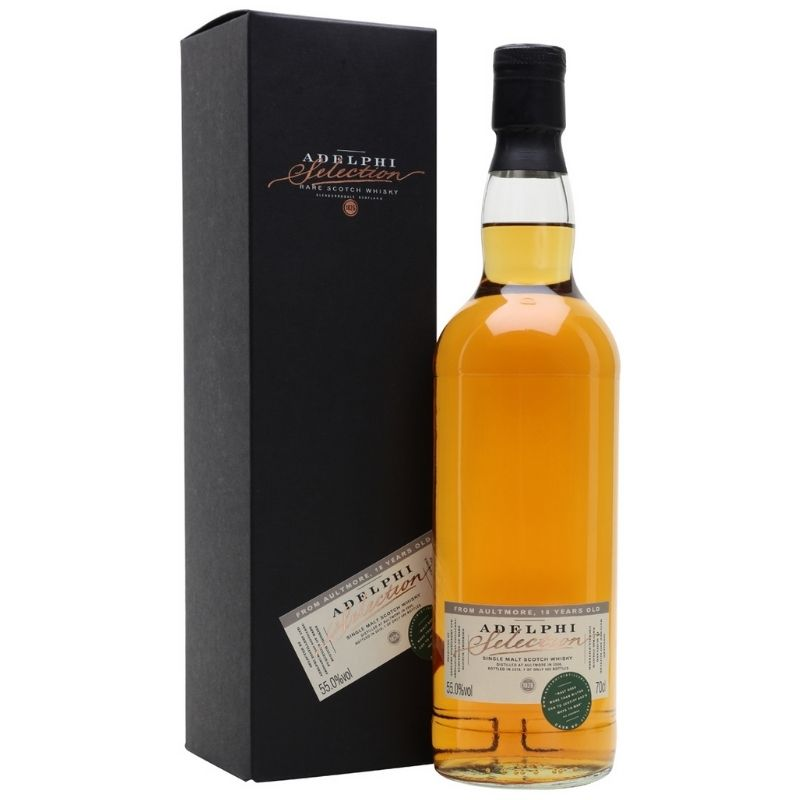 Adelphi Aultmore 18 Year Old 2000, Scotland