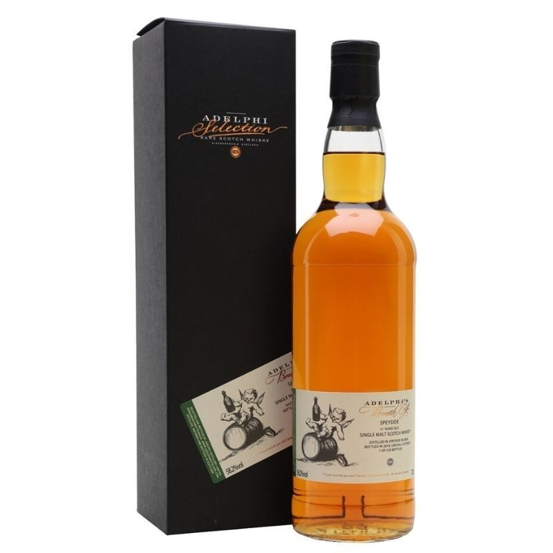 Adelphi Breath of Speyside 11 Year Old 2006, Scotland, United Kingdom 70cl