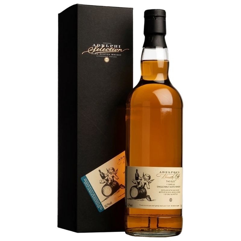 Adelphi Breath of the Isles 11 Year Old 2007, Scotland