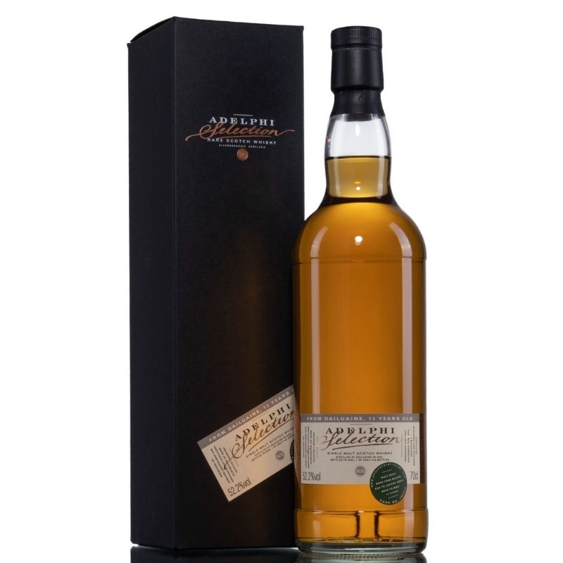 Adelphi Dailuaine 2007 13 Year Old Single Malt Whisky