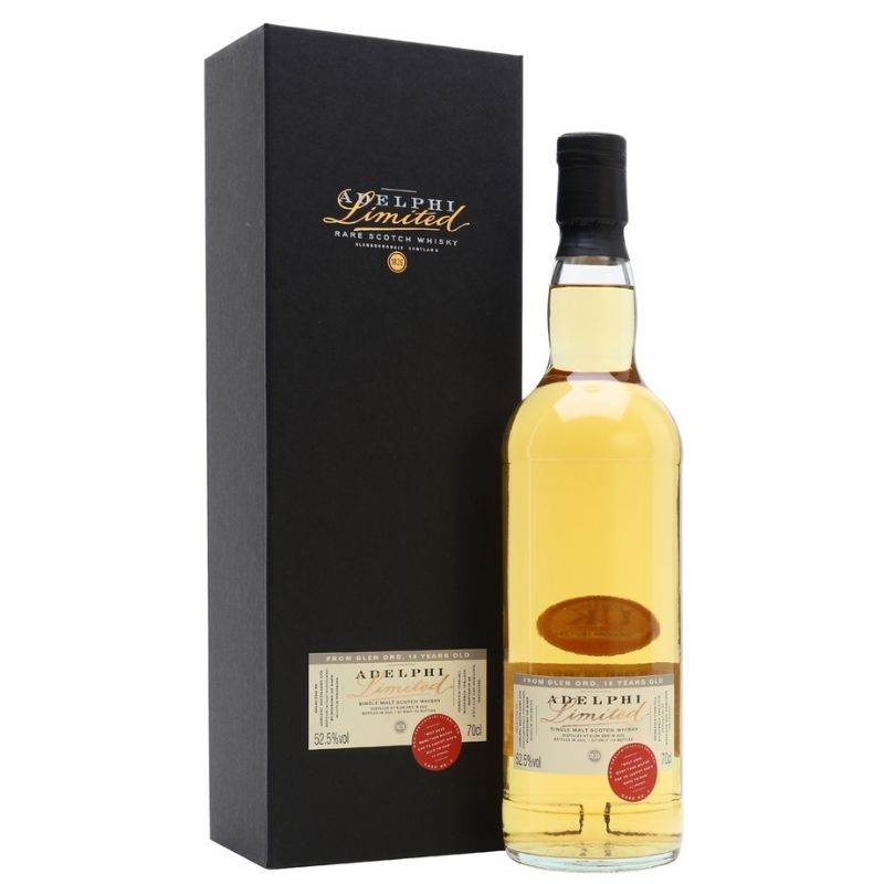 Adelphi Glen Ord 18 Year Old 2002