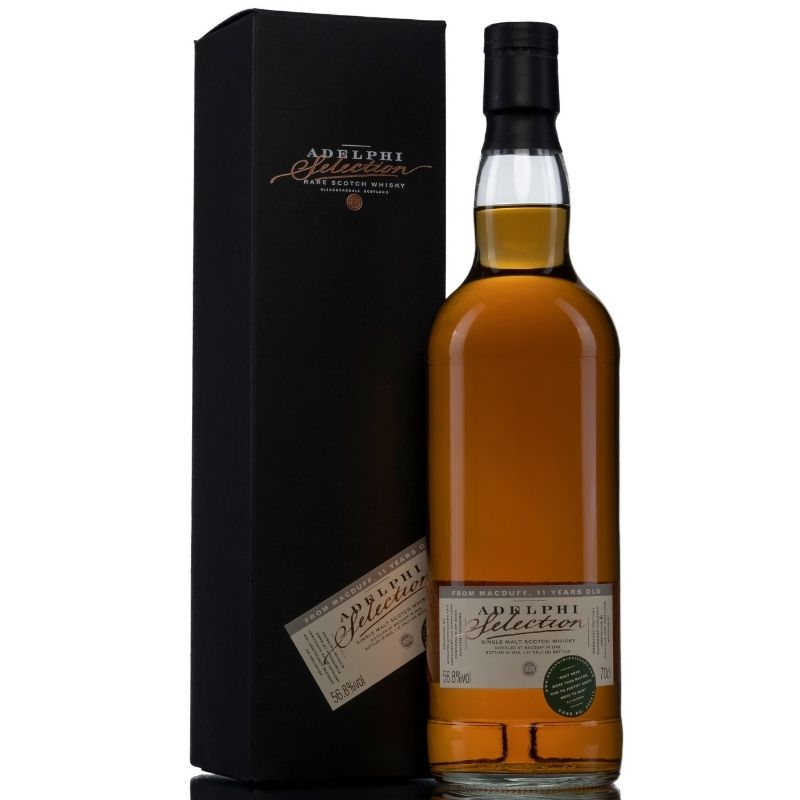 Adelphi Macduff 11 Year Old 2008