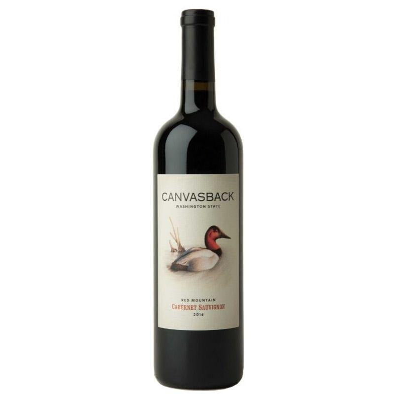 Canvasback Red Mountain Cabernet Sauvignon 2016, Washington State, USA