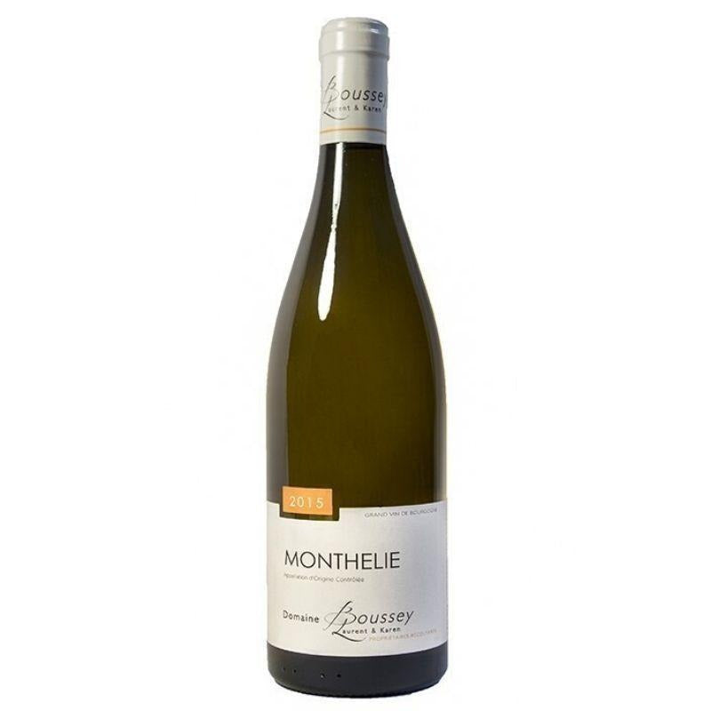Domaine Laurent Boussey Monthelie Blanc 2016, Burgundy, France