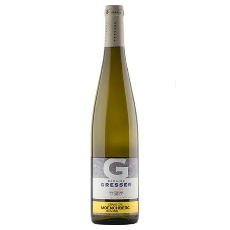 Domaine Remy Gresser Riesling Moenchberg Grand Cru Alsace France