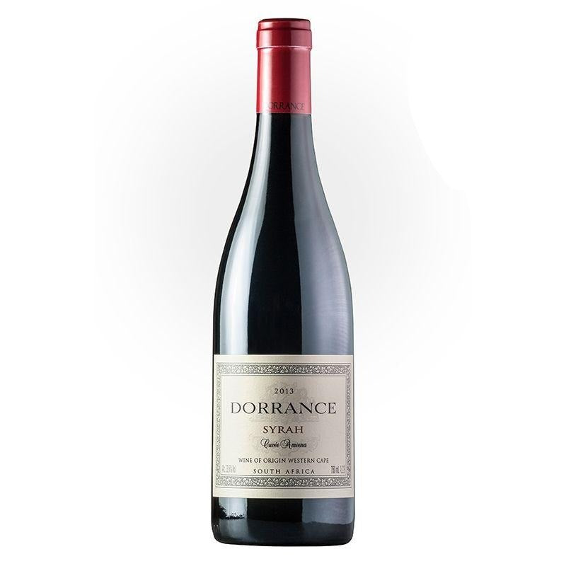Dorrance Syrah Cuvee Ameena Cape Town South Africa