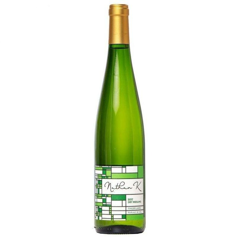 Nathan Kendall Finger Lakes Dry Riesling New York State USA Sommelier Wine Awards 2020 Commended