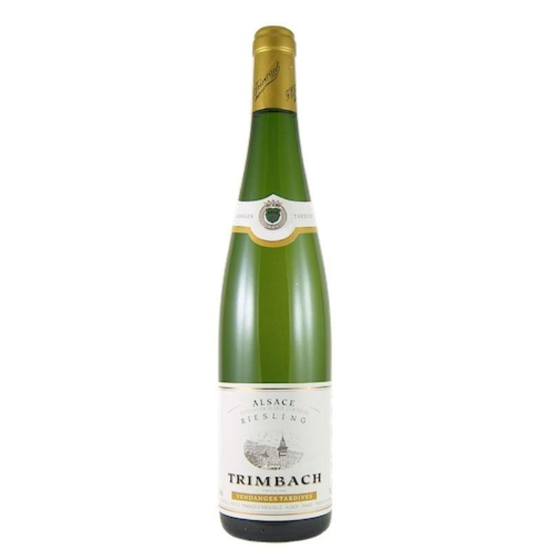 Trimbach Riesling Vendanges Tardive 2002 Alsace France