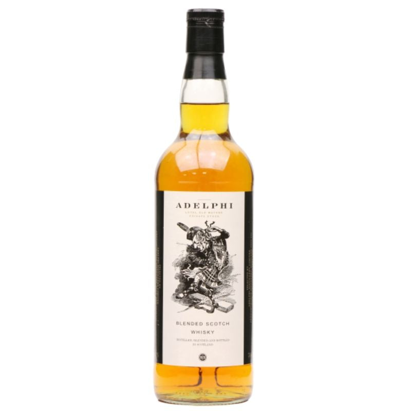 Adelphi Private Blend Whisky