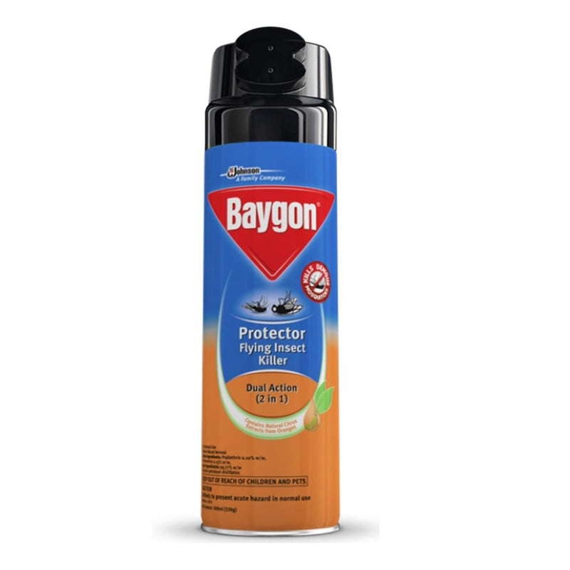 BAYGON PROTECTOR FLYING I/KILLER 500ML
