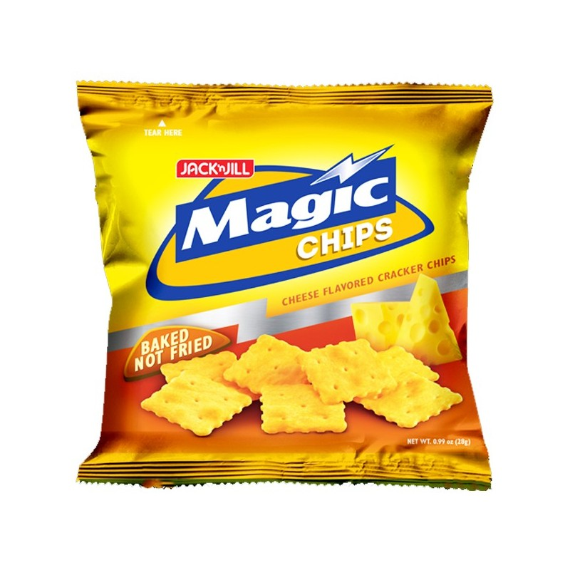 MAGIC CHIPS CHEESE 30G