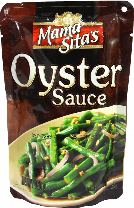 MAMA SITA'S OYSTER DOY PACK 150G