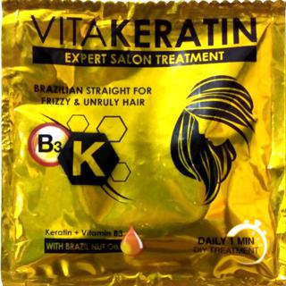 VITAKERATIN HC BRAZILIAN STRAIGHT 20ML 10+2