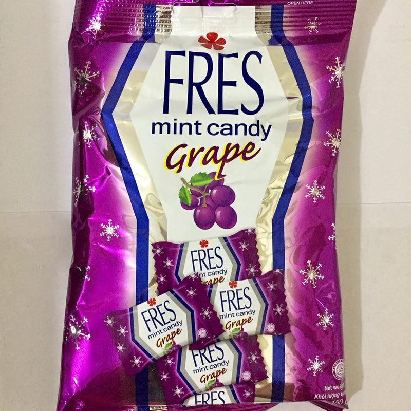 FRES GRAPE CANDY 150G