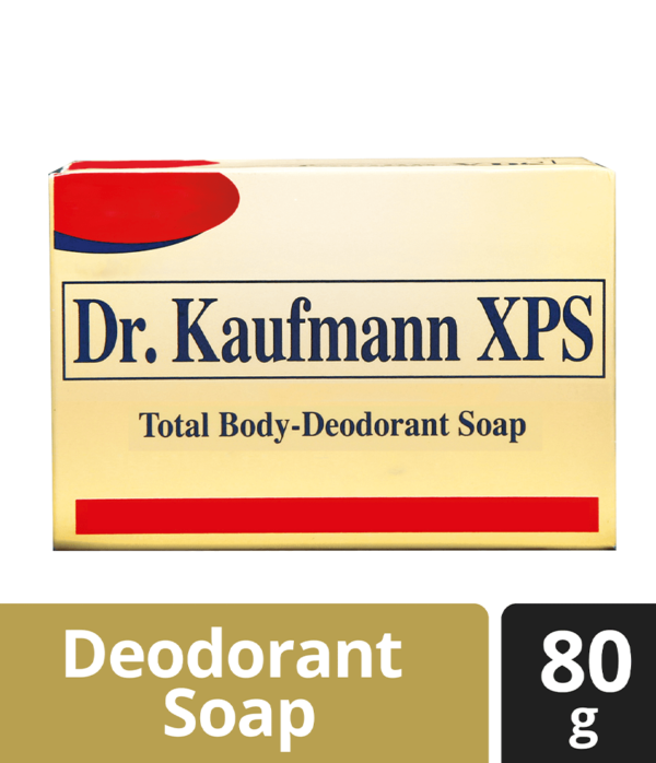 DR.KAUFMAN BAR SOAP XPS 80G