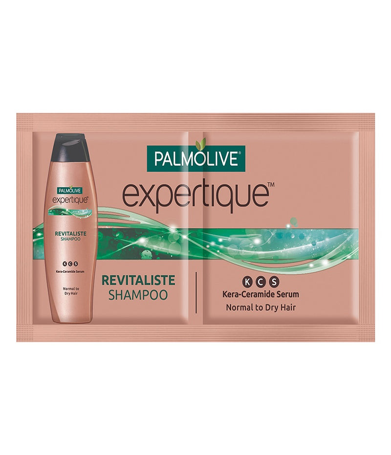 PALMOLIVE EXPERTIQUE SHAMPOO REVITALISTE 12ML BUY 11+1 FREE
