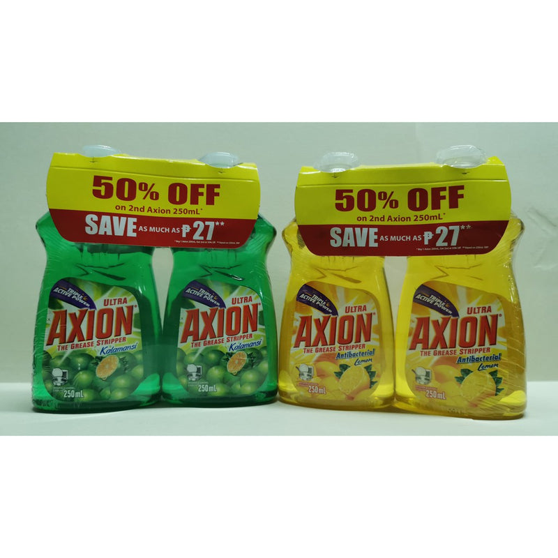 AXION KALAMANSI 250ML B1G2ND @ 50%*