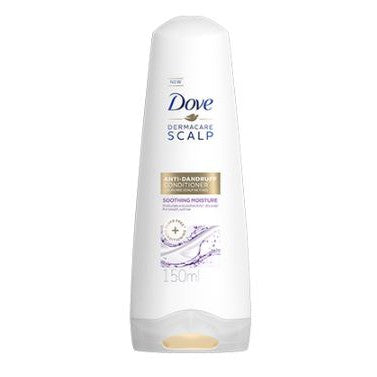 DOVE HAIR CONDITIONER SOOTHING MOISTURE AD 150ML