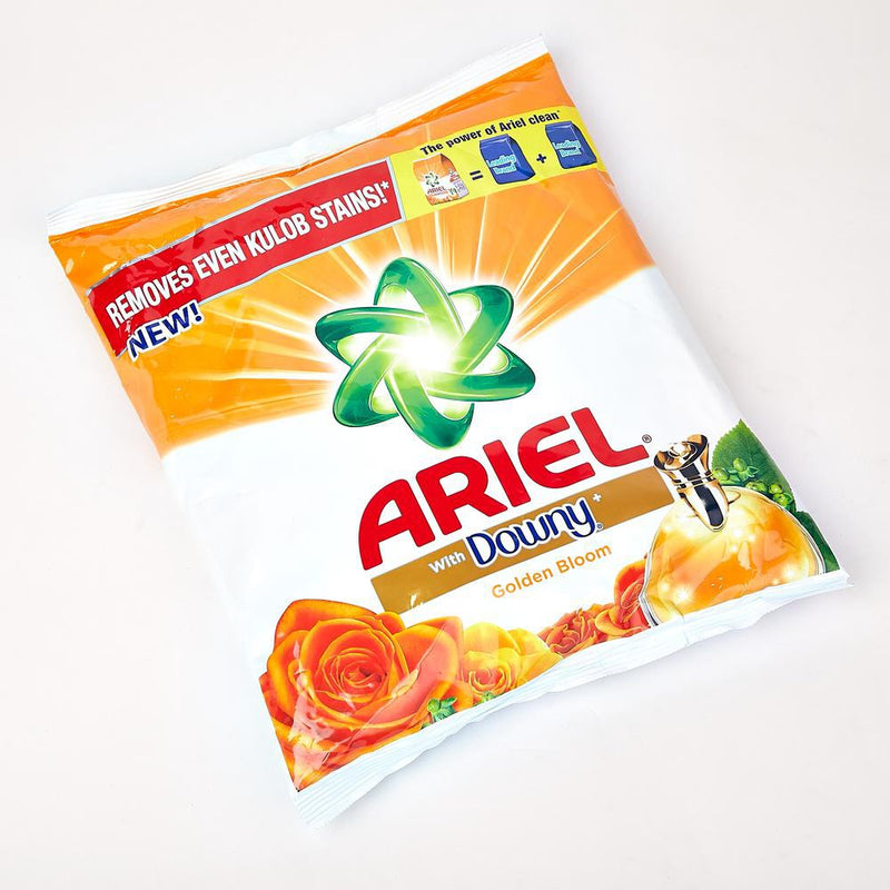 ARIEL PWD GOLDEN BLOOM 45G 6'S