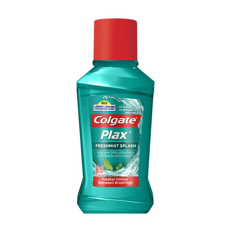 COLGATE PLAX FRESH MINT 60ML GREEN
