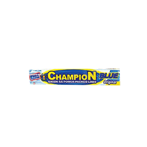 CHAMPION BAR BLUE ORIG 390G