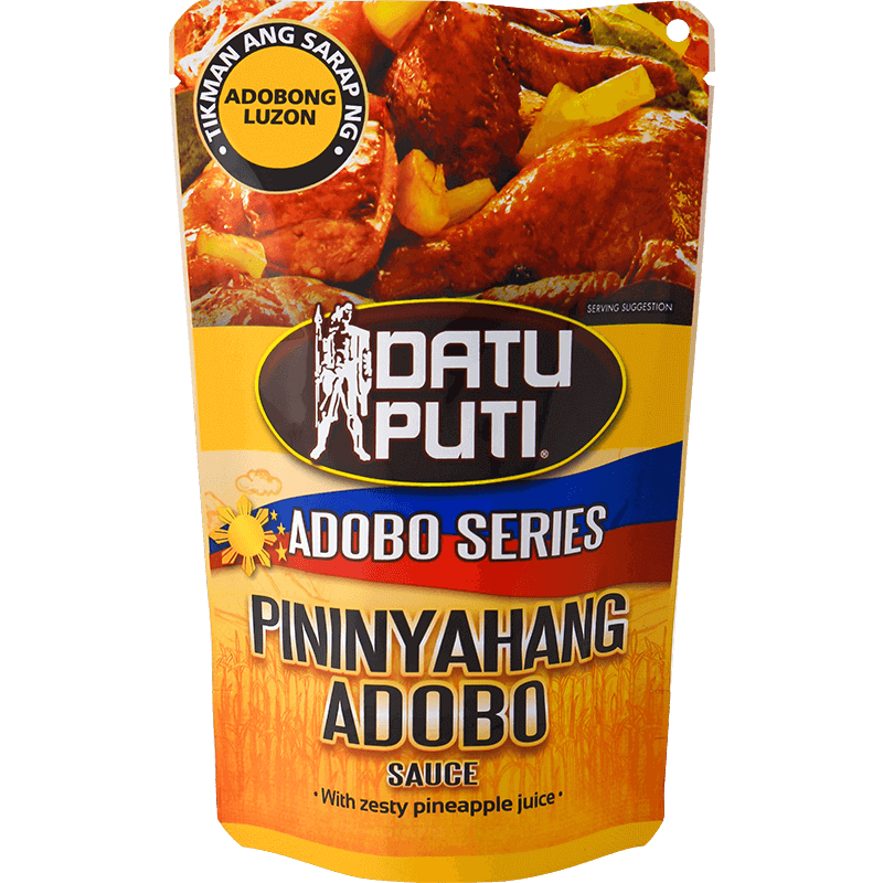 DATU PUTI AS PININYAHANG ADOBO 180ML