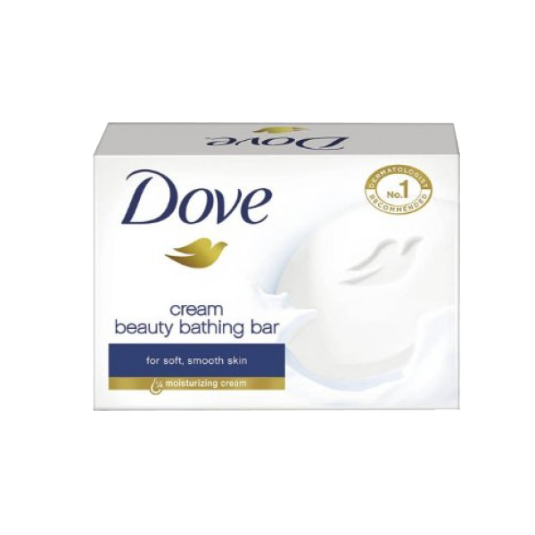 DOVE BAR WHITE 50G