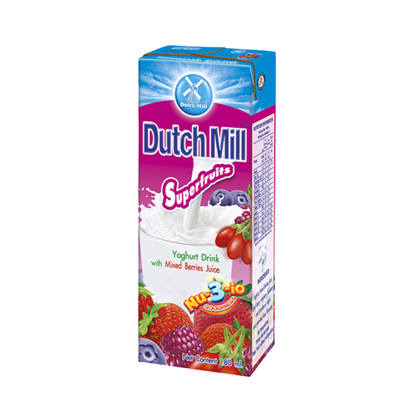 DUTCHMILL SUPERFRUITS 180ML