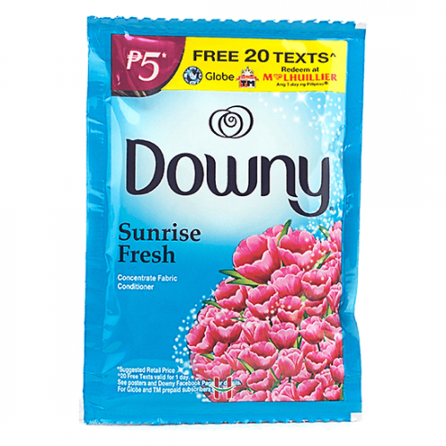 DOWNY BASE SF 25ML 6'S