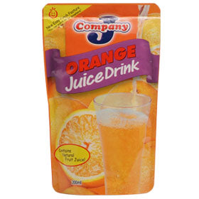 COMPANY J RTD ORANGE 250ML