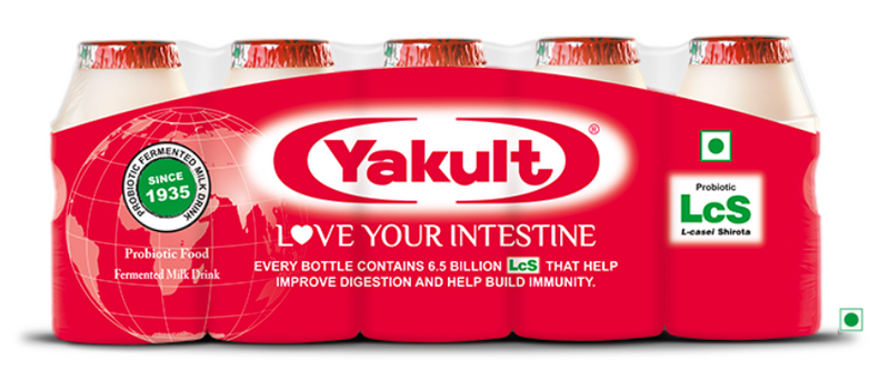 YAKULT CULTURED MILK