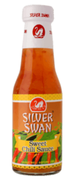 SILVER SWAN SWEET CHILI SAUCE 150G