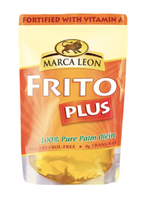 MARCA LEON FRITO PLUS PURE PALM 750ML