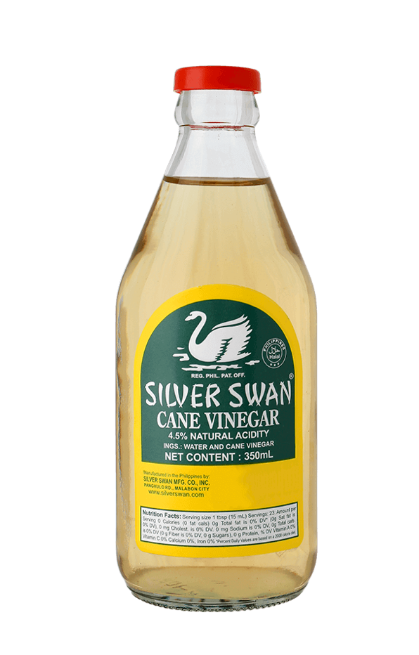 SILVER SWAN CANE VINEGAR 350ML