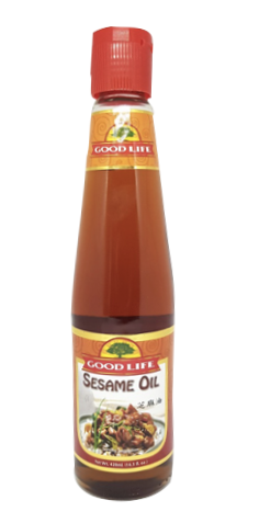 GOOD LIFE SESAME OIL 420ML