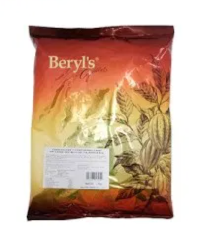 MP BERYLS DARK CHOCOLATE CHIPS 4400CT 10X1KG